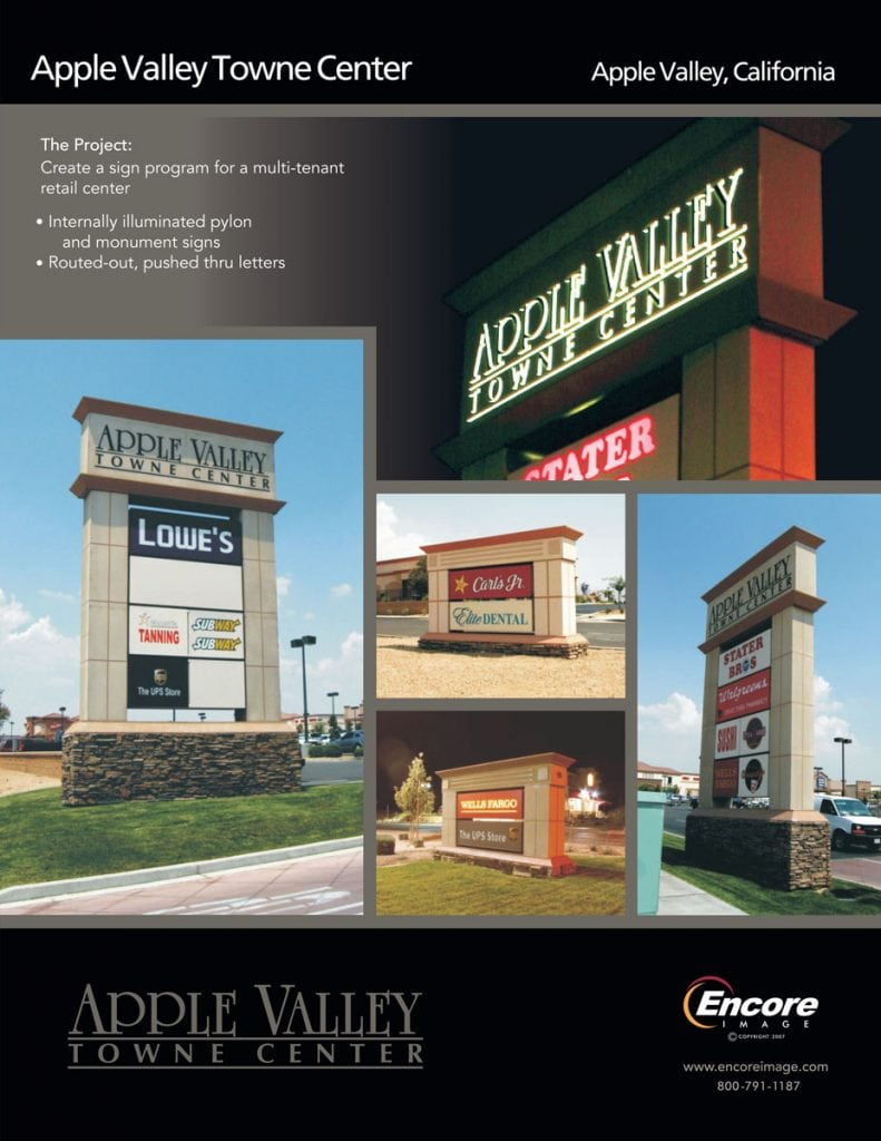 Apple Valley Towne Center